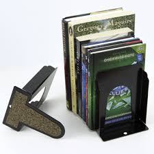engraved bookends book supports bookends hug heavy duty steel bookend 6h