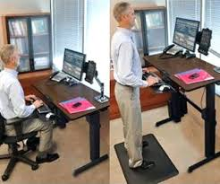 desk adjustable stand up desk nz diy adjustable standing desk