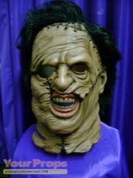 leatherface mask the chainsaw leatherface mask replica prop