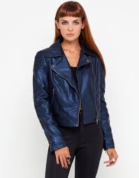 buy biker jacket leather jackets buy motel courtney faux leather biker jacket in