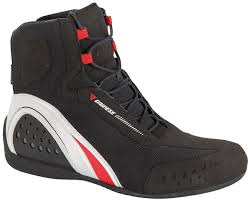 clearance motorcycle boots dainese torque out d1 ladies motorcycle boots black white red