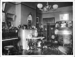 Russian Home File Library In The Home Of Ina D Coolbrith On Russian Hill San