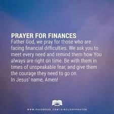 best 25 prayer for financial help ideas on prayer for