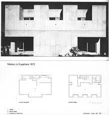 Traditional Japanese House Floor Plans The Architect U0027s Architect Kazuo Shinohara 1925 2006 U0027reductively