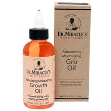 dr miracle hair dr miracle s stimulating moisturizing gro oil 118ml