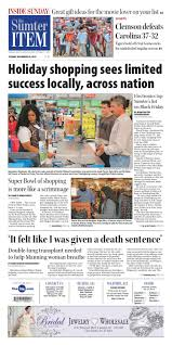 is the niagara falls outlet a target for terrorist on black friday november 29 2015 by the sumter item issuu