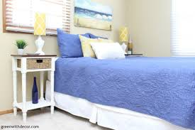 my favorite dresser and nightstand makeovers green with decor