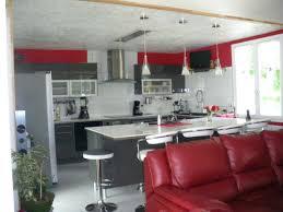 cuisine blanc et noir deco cuisine noir et blanc cuisine noir blanc bois la on adore