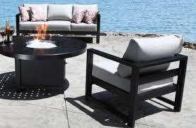 Aluminum Outdoor Patio Furniture Modern Patio Furniture Bringing Indoor Living Into Outdoor