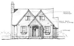 amazing simple architecture sketch and modern home architecture