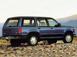 ford explorer trim 1992 ford explorer trim levels configurations at a glance cars com
