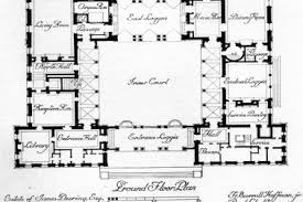 mediterranean house plans with courtyards astonishing house plans with inner courtyard contemporary