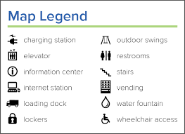 what is a map legend building maps center