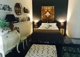 Moroccan Bedroom Design Moroccan Bedroom Design Mediterranean With Recessed Wall Niche