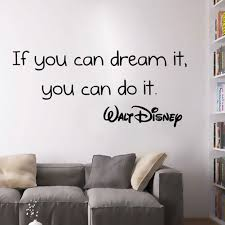 compare prices wall stickers positive quotes online shopping positive quotes new wall stickers you can dream removable vinyl