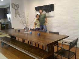 60 best reclaimed wood farm dining tables images on