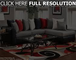 Red And Black Living Room by Red And Black Living Rooms Home Design Ideas