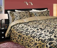 bedding sets bedroom creates a soft and elegant look with