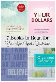 new year s resolutions books 7 books to help with your new year s resolutions