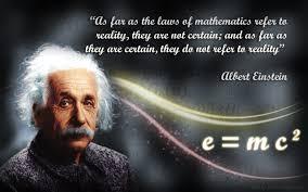 quote einstein authority maths quotes planetpi maths