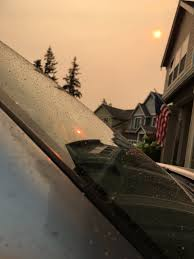 West Seattle Blog West Seattle Crime Watch Burglaries by Ash Falls Across Seattle Area From Fires Burning In Central