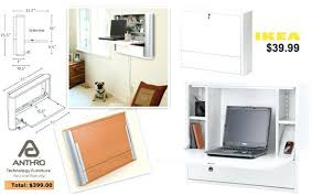 Laptop Desk Ikea Wall Mounted Laptop Desk Ikea Small Home Remodel Ideas 12384 Wall