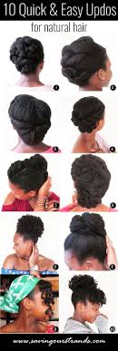 natural pin up hairstyles for black women best 25 updos for natural hair ideas on pinterest styles for