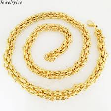 gold man chain necklace images 14k 18k 24k gold plated simple gold chain necklace gold neck chain jpg
