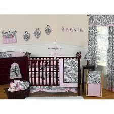 Lambs Ivy Duchess 9 Piece Crib Bedding Set by Babies R Us Crib Bedding Baby Crib Design Inspiration