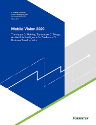 The Internet Of Things And by Vision 2020 The Impact Of Mobility The Internet Of Things And