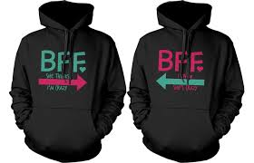 bff accessories bff pullover sweaters bff hoodies for