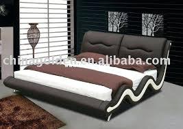 King Size Leather Bed Frame Golden Furniture Modern King Size Bedmodern King Size Leather Bed
