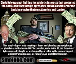Chris Kyle Meme - if you believe in god your stupid page 2