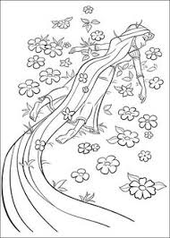 tangled coloring pages coloring pages tangled