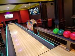 bowling alley floor plans home bowling residential bowling dyi bowling installations