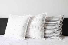 Easy DIY Decorative Throw Pillows Lonny