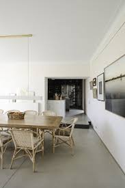 steal this look a modern farmhouse dining room in france