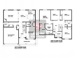2 story house blueprints 13 2 storey home designs images house modern floor plan for a