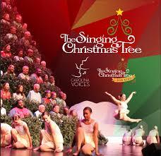 singing christmas tree the 63rd annual singing christmas tree carolinatix