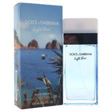 dolce and gabbana light blue 3 3 oz amazon dolce gabbana light blue love in capri 3 3 3 4 oz 100ml edt spray
