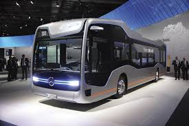 future mercedes interior iaa 2016 electromobility to the fore bus u0026 coach buyer