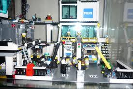 Lego Headquarters Lego City 7744 U2013 Police Headquarters I Brick City