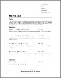 Curriculum Vitae Resume Samples by 50 Free Cv Resumetemplate Download All Result Bangladesh Job