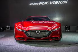 new cars for sale mazda mazda rx vision rotary engined sports car concept revealed autocar
