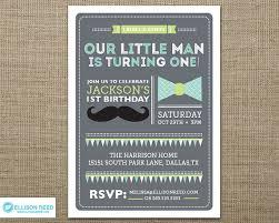 little man invitation little man printable first birthday