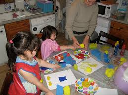 Art And Craft Room - how arts and crafts develop language scanlon speech therapy
