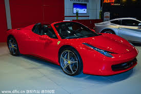 ferrari transformer top 10 most expensive cars driving transformers 6 chinadaily com cn
