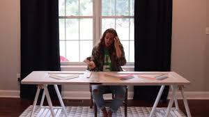 Door Desk Diy Forrent Diy Experts How To Create A Door Desk For Your Office