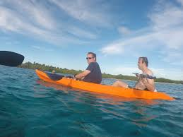 clear bottom kayak night tour oranjestad aruba gopackup
