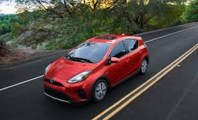 toyota prius toyota updates prius c for 2018 with suv like looks car